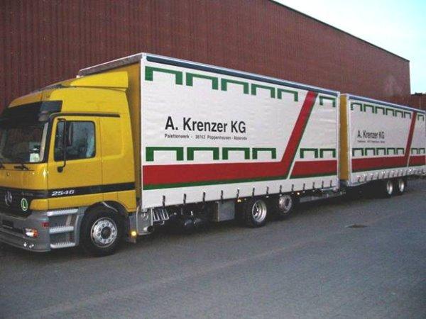 Revenue maximization container transportation company